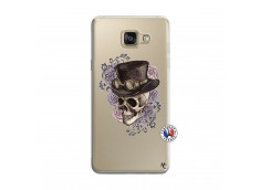 Coque Samsung Galaxy A5 2016 Dandy Skull