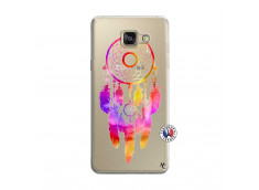 Coque Samsung Galaxy A5 2016 Dreamcatcher Rainbow Feathers