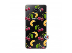 Coque Samsung Galaxy A5 2016 Hey Cherry, j'ai la Banane