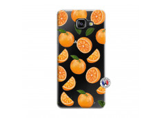 Coque Samsung Galaxy A5 2016 Orange Gina
