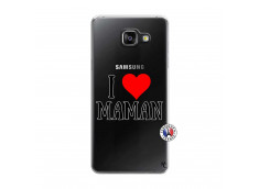 Coque Samsung Galaxy A5 2016 I Love Maman
