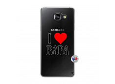 Coque Samsung Galaxy A5 2016 I Love Papa