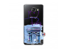 Coque Samsung Galaxy A5 2016 I Love Paris Arc Triomphe