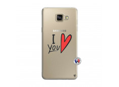 Coque Samsung Galaxy A5 2016 I Love You