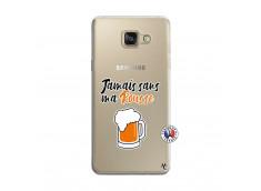 Coque Samsung Galaxy A5 2016 Jamais Sans Ma Rousse