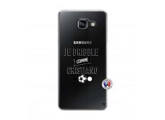 Coque Samsung Galaxy A5 2016 Je Dribble Comme Cristiano