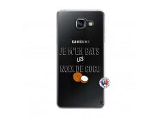Coque Samsung Galaxy A5 2016 Je m'en bats Les Noix De Coco