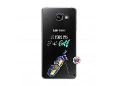 Coque Samsung Galaxy A5 2016 Je Peux Pas J Ai Golf