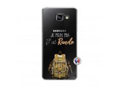 Coque Samsung Galaxy A5 2016 Je Peux Pas J Ai Rando