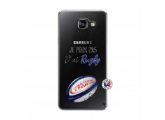 Coque Samsung Galaxy A5 2016 Je Peux Pas J Ai Rugby