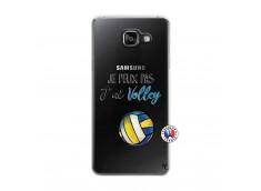 Coque Samsung Galaxy A5 2016 Je Peux Pas J Ai Volley