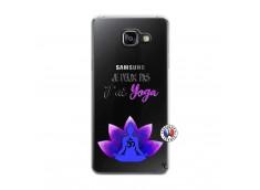 Coque Samsung Galaxy A5 2016 Je Peux Pas J Ai Yoga