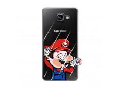 Coque Samsung Galaxy A5 2016 Mario Impact