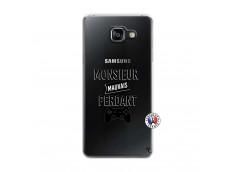 Coque Samsung Galaxy A5 2016 Monsieur Mauvais Perdant