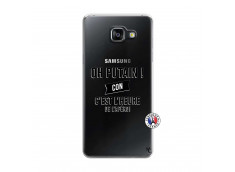 Coque Samsung Galaxy A5 2016 Oh Putain C Est L Heure De L Apero