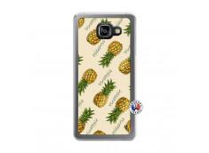Coque Samsung Galaxy A5 2016 Sorbet Ananas Translu