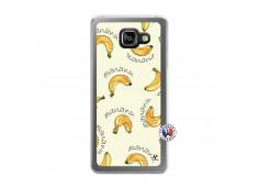 Coque Samsung Galaxy A5 2016 Sorbet Banana Split Translu