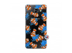 Coque Samsung Galaxy A5 2016 Poisson Clown