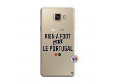 Coque Samsung Galaxy A5 2016 Rien A Foot Allez Le Portugal