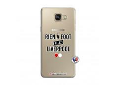 Coque Samsung Galaxy A5 2016 Rien A Foot Allez Liverpool