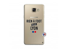 Coque Samsung Galaxy A5 2016 Rien A Foot Allez Lyon