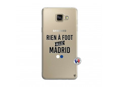 Coque Samsung Galaxy A5 2016 Rien A Foot Allez Madrid