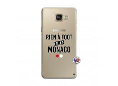 Coque Samsung Galaxy A5 2016 Rien A Foot Allez Monaco
