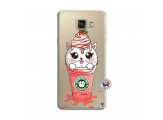 Coque Samsung Galaxy A5 2016 Catpucino Ice Cream