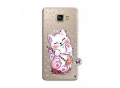 Coque Samsung Galaxy A5 2016 Smoothie Cat