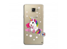 Coque Samsung Galaxy A5 2016 Sweet Baby Licorne