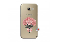 Coque Samsung Galaxy A5 2017 Bouquet de Roses