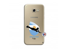Coque Samsung Galaxy A5 2017 Coupe du Monde Rugby-Argentine