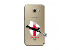 Coque Samsung Galaxy A5 2017 Coupe du Monde Rugby-England