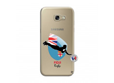 Coque Samsung Galaxy A5 2017 Coupe du Monde Rugby Fidji