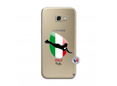 Coque Samsung Galaxy A5 2017 Coupe du Monde Rugby-Italy