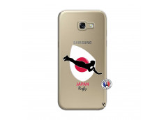 Coque Samsung Galaxy A5 2017 Coupe du Monde Rugby-Japan