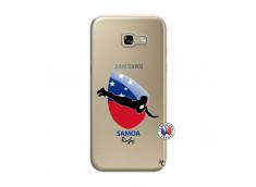 Coque Samsung Galaxy A5 2017 Coupe du Monde Rugby-Samoa