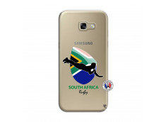 Coque Samsung Galaxy A5 2017 Coupe du Monde Rugby-South Africa