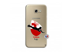 Coque Samsung Galaxy A5 2017 Coupe du Monde Rugby-Tonga