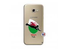 Coque Samsung Galaxy A5 2017 Coupe du Monde Rugby-Walles
