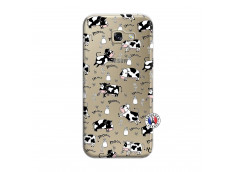 Coque Samsung Galaxy A5 2017 Cow Pattern
