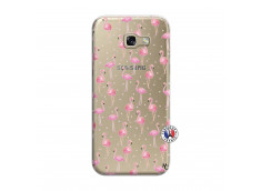 Coque Samsung Galaxy A5 2017 Flamingo