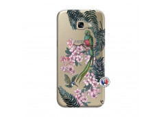 Coque Samsung Galaxy A5 2017 Flower Birds