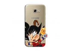 Coque Samsung Galaxy A5 2017 Goku Impact