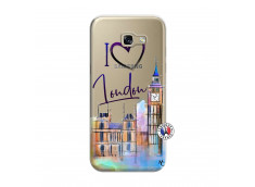 Coque Samsung Galaxy A5 2017 I Love London