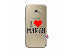 Coque Samsung Galaxy A5 2017 I Love Maman