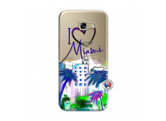 Coque Samsung Galaxy A5 2017 I Love Miami