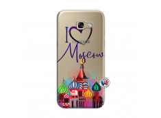 Coque Samsung Galaxy A5 2017 I Love Moscow