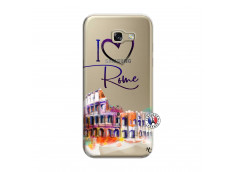 Coque Samsung Galaxy A5 2017 I Love Rome