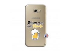Coque Samsung Galaxy A5 2017 Jamais Sans Ma Blonde